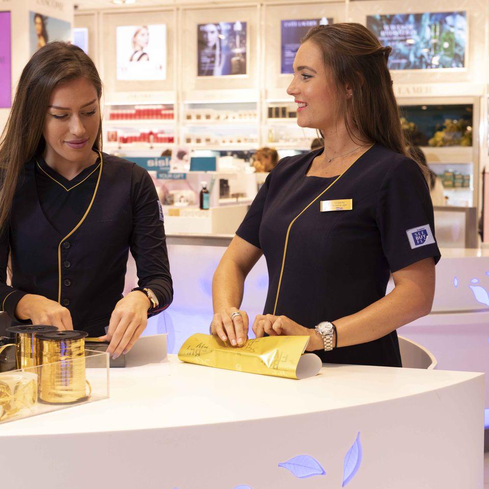 Verkoopmedewerker Cosmetica en Parfumerie (m/v)