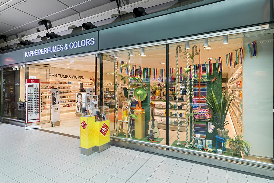 Kappé store Perfumes & Cosmetics