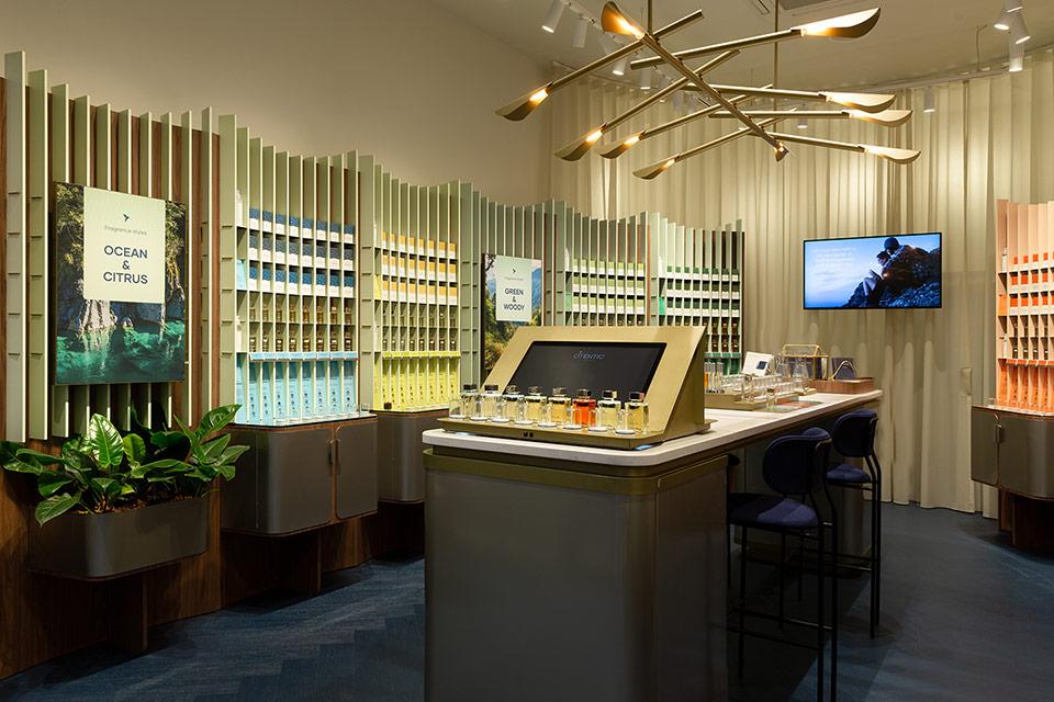 De winkel van Otentic in Amstelveen